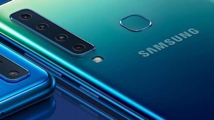 Ниҳоят, тўрт модулли камерага эга илк смартфон – Samsung Galaxy A9 тақдим этилди!