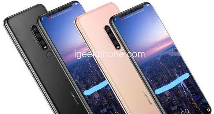 Huawei'нинг кейинги флагмани – P30 Pro камерофонининг суратлари ва техник жиҳатлари билан танишамиз!
