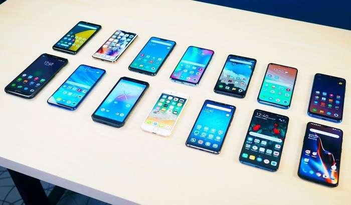 ТОП-10: Дунё бўйича энг кўп сотилган смартфонлар рейтингида кутилмаган етакчи!