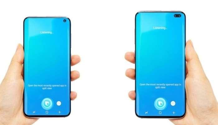 Samsung тасодифан ўз расмий сайтида Galaxy S10 суратини чиқарди!