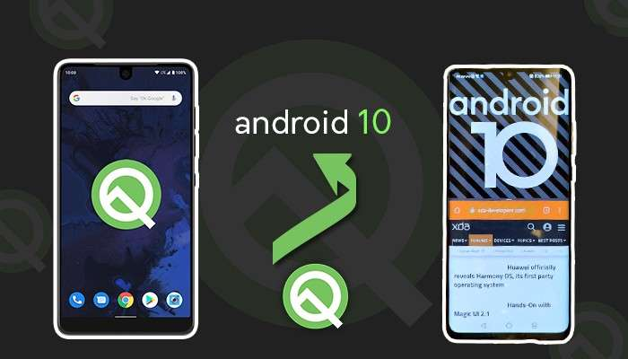 Google: смартфонларга якуний талқиндаги Android 10 кейинги ҳафтадаёқ етиб келади!