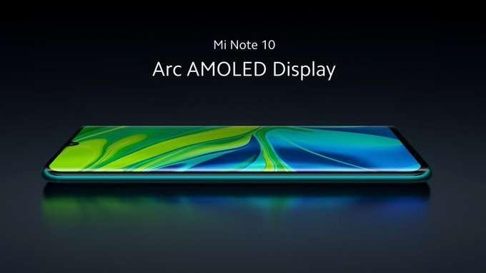 Xiaomi Mi Note 10 ва унинг Pro талқини намойиш қилинди!