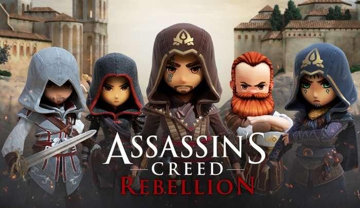 Assassin's Creed: Rebellion ўйини Android ва iOS учун бепул тақдим этилди! (+видео)
