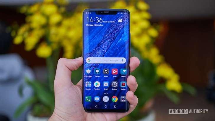 Huawei энг янги - Mate 20 ва Mate 20 Pro смартфонлари тақдимотини ўтказди