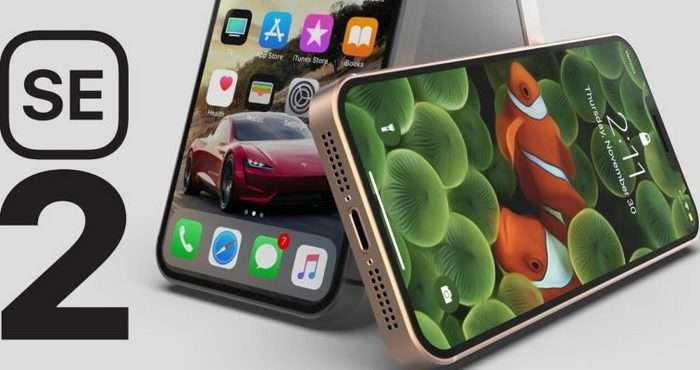 Ҳамма кутаётган iPhone SE 2 бошқача ном билан чиқади! Тағин нархиям...