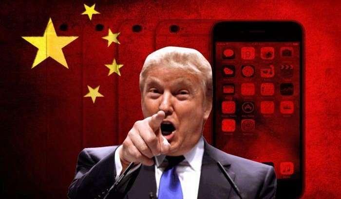 АҚШ ва Хитой савдо жанги туфайли iPhone қанчага қимматлашига Дональд Трамп ойдинлик киритди