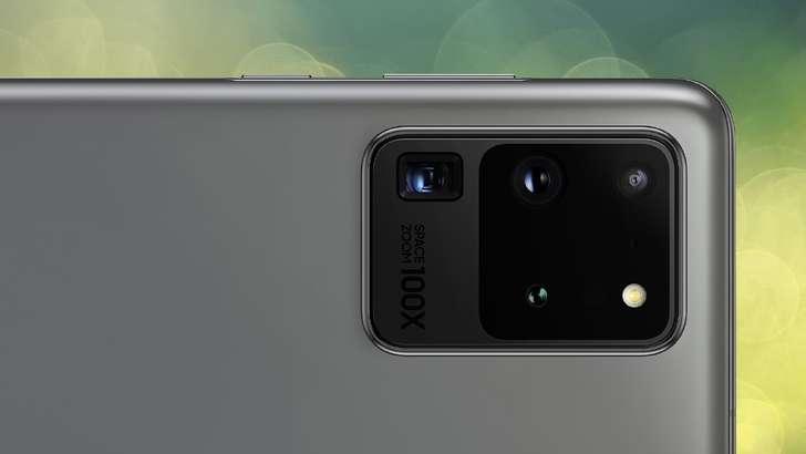 Galaxy S20'да 8K видео олиш мумкин, лекин