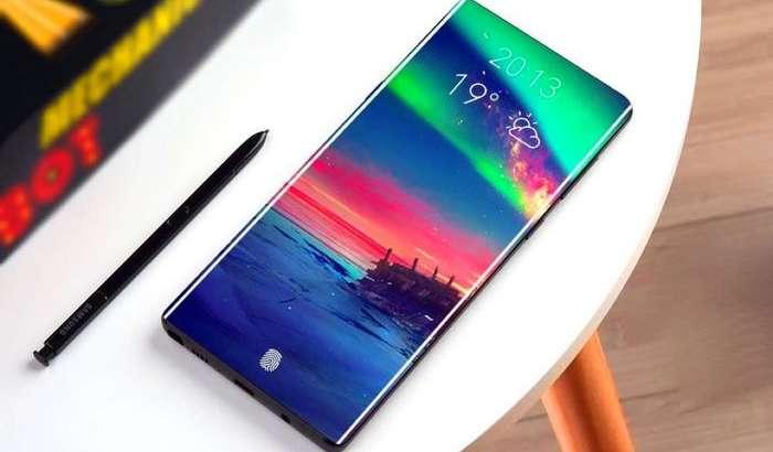 Samsung аллақачон Galaxy Note 20'ларни тайёрлаяпти: дизайни ва фарқларини расмларда кўрамиз