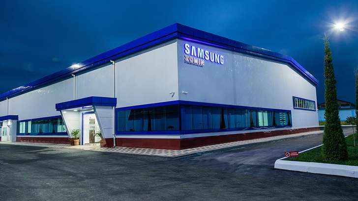 Samsung Uzbekistan харидорларни лақиллатяпти...ми?!