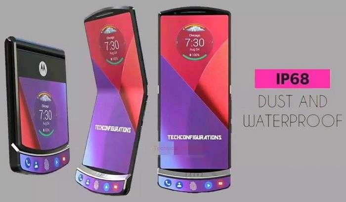 Қайишқоқ экранли Motorola RAZR V3 февралдаёқ сотувга чиқади, нархи ҳам маълум!