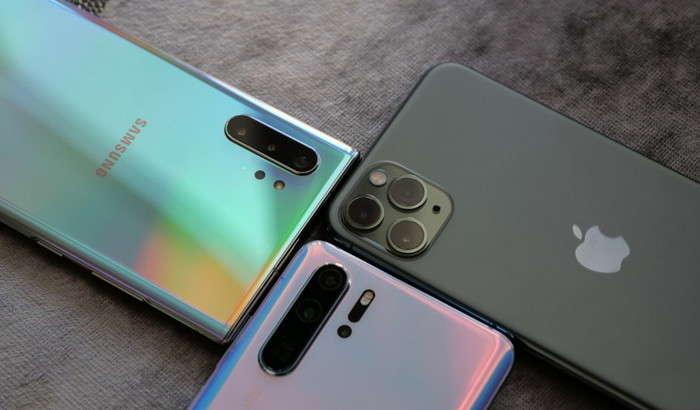 Nufuzli tashkilotlar eng zo'r 12 smartfonni e'lon qildi (2019 yil, noyabr)