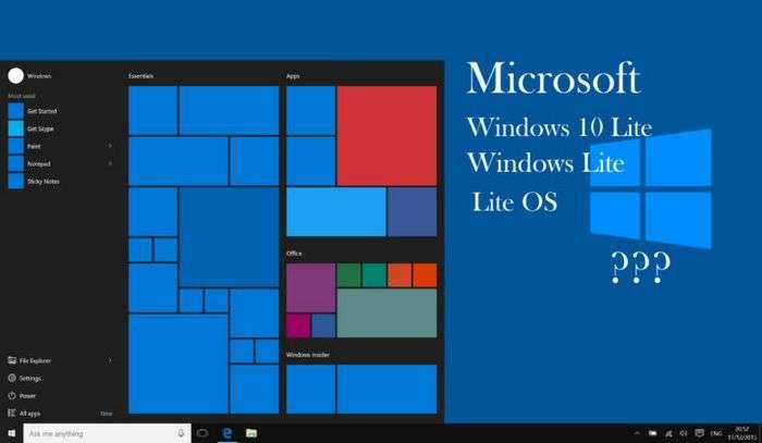 Windows ўрнига Lite OS – шу баҳордаёқ Microsoft янги операцион тизимни намойиш этади!