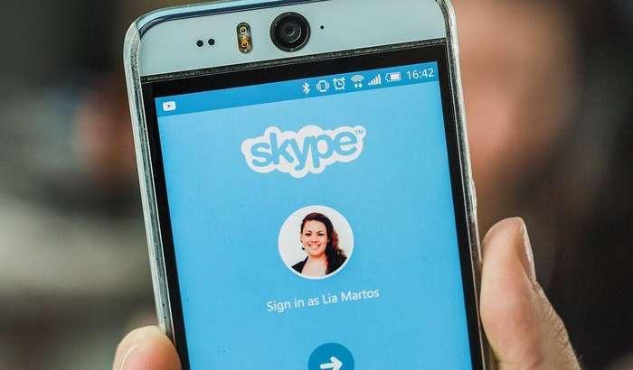 Эҳтиёт бўлинг: смартфон ҳимоясини Skype орқали бузиш йўлини топишди! (+«жонли» видео)