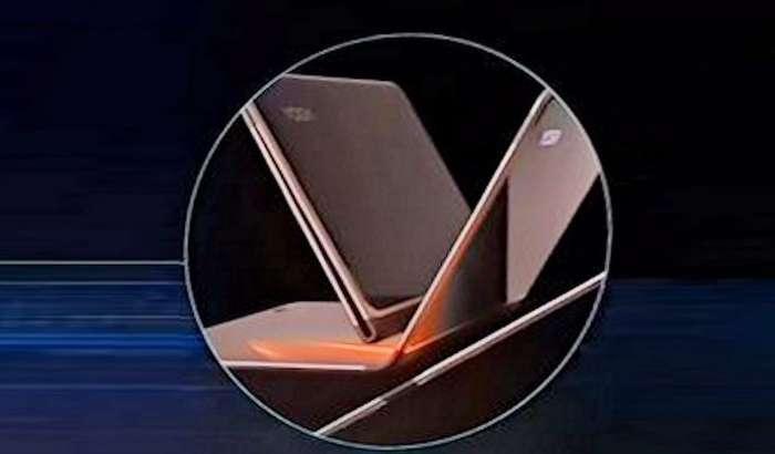 Lenovo икки жойидан букланувчи қайишқоқ экранли ноутбук тайёрлаяпти