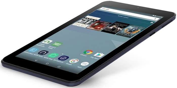 Атиги 50 долларлик Nook Tablet 7 планшети тақдим этилди!
