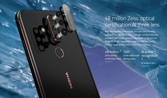 Nokia X71 – компаниянинг «тешик» экранли ва учталик камерали илк смартфони Galaxy S10'нинг ярим нархида сотувга чиқди!