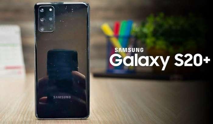 Ishlayotgan holdagi Galaxy S20+ «jonli» video, rasmlar va skrinshotlarda!