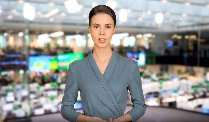 «Елена» – «сунъий онг»ли виртуал телебошловчини қарши олинг! (+видео)