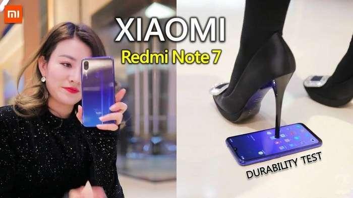 «Ёнғоқчақар» Redmi Note 7 ва энг арзон Redmi Go ҳам Terashop.uz'га келди! Xiaomi смартфонларининг нархлари (2019 йил 12 март)