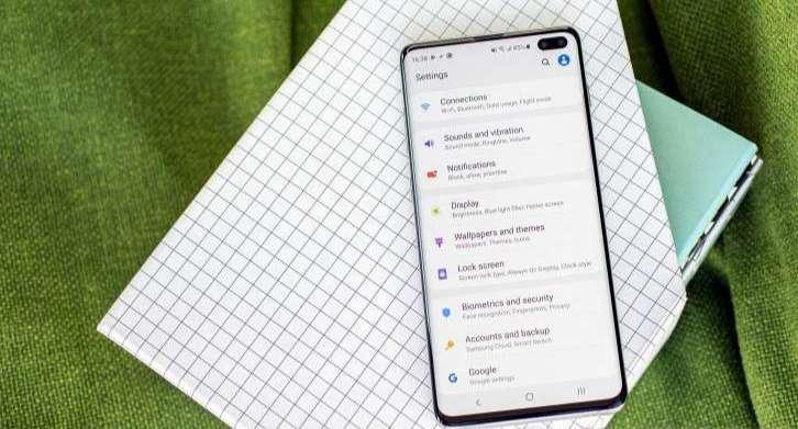 Ва ниҳоят! Samsung'ларга Android 10 келяпти!