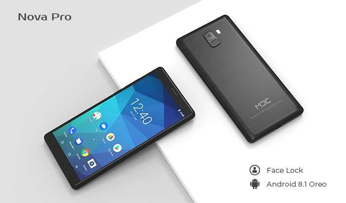 MDC Nova Pro: Face Lock функцияли арзон 4G-смартфон сотувга чиқди