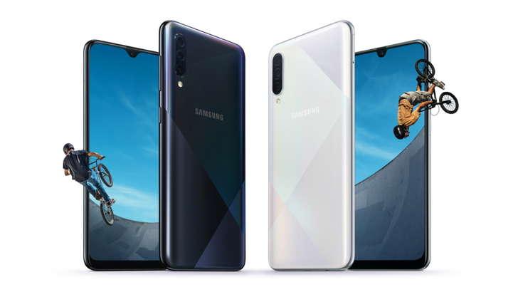 Samsung Galaxy A30s ҳамда Galaxy A50s тақдим қилинди.