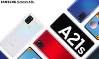 Galaxy A21s тақдим этилди – Android 10 тизимли автономлик монстри!