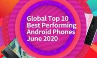Дунёдаги энг қудратли ўнта смартфон (AnTuTu глобал рейтинги, 2020 йил июнь)