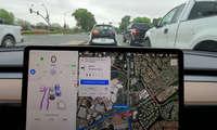 Tesla тўлақонли автопилоти электромобилни ҳайдаган видеоси чиқди
