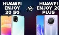 Huawei иккита ҳамёнбоп 5G-смартфон – Enjoy 20 ҳамда 20 Plus'ни тақдим этди