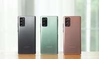 Galaxy Note 20'лар Samsung'нинг ҳафсаласини пир қилмоқда