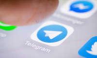 Telegram'da keshni tozalab, smartfonimiz xotirasini tejaymiz