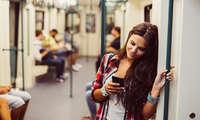 Тошкент метросининг барча бекатларида энди уяли алоқа ва мобил интернет ишлайди!