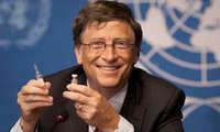 Билл Гейтс: «Коронавирусга қарши бир доза вакцина камлик қилади»