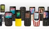 Тугмачали телефонлар бозори: Nokia иккинчи ўринда, унда етакчи ким?