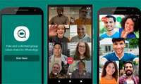 Zoom ham, Skype ham kerak emas: WhatsApp'da endi 50 kishilik videokonferensiya qila olasiz!