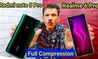 Ҳали чиқмаган икки ҳамёнбоп – Redmi Note 9 Pro ва Realme 6 Pro флагманларининг илк жанги!