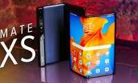 Kirin 990 5G chipli qimmat buklamafon – Huawei Mate Xs namoyish qilindi (+«jonli» video)