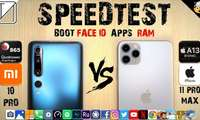 «ЖОНЛИ» ТЕСТ ВИДЕОСИ: iPhone 11 Pro Max кучлими, ёки унинг ярим нархидаги Xiaomi Mi 10 Pro?