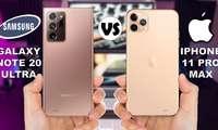Видеотест: 4 ГБ «оперативка»ли iPhone 11 Pro Max тезкорми ёки 12 ГБлик Galaxy Note 20 Ultra?
