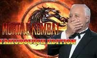 «Поле Чудес» бошловчиси Mortal Kombat'да: иккита кулгиги видео