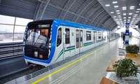 Toshkentda metro bekati tablosiga xakerlar nojo'ya gap yozib qo'yishdi