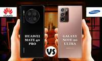 Huawei Mate 40 Pro кучлироқми, ёки Galaxy Note 20 Ultra? («жонли» тест видеоси)
