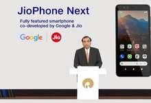 JioPhone Next – дунёдаги энг арзон 4G-смартфон! (+видео)