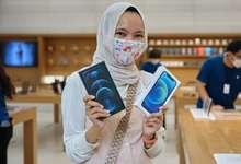 Huawei флагманидан олганларга iPhone 12 совға қилишяпти!