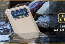 OUKITEL F150 чиқди: 8000 мАс батареяли, «ўлдириб бўлмас» смартфон – атиги 110 доллар! (+видео)