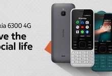 Қуввати 27 кунга етувчи Nokia 6300 4G сотувга чиқди: WhatsApp, Facebook, YouTube ва Google Assistant ўзида бор!