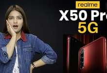 Realme X50 Pro 5G сотувда: Xiaomi Mi 10 рақиби ундан арзон ва атиги 35 дақиқада қувватга тўлади!