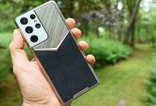Нархи нақ 6750 долларгача борувчи Galaxy S21 Carbon смартфонлари чиқди