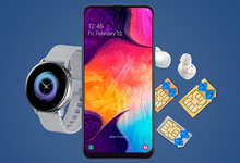 Galaxy A50 смартфони ва бошқа қимматбаҳо совринлар ютуққа қўйилган танловга марҳамат!